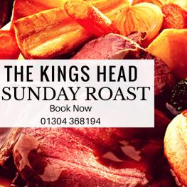 Kings Head, Deal - Dining